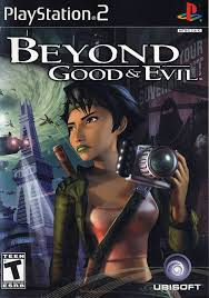 Beyond Good And Evil PS2 Torrent