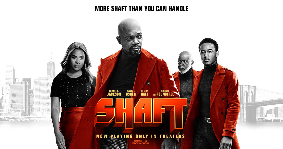 Thám Tử Shaft - Shaft (2019)
