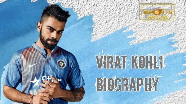 Virat Kohli Biography: Career, Records, Family, Networth