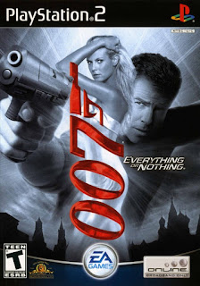 Download James Bond 007: Everything or Nothing PS2 ISO