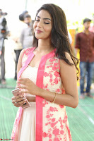 Aishwarya Lekshmi looks stunning in sleeveless deep neck gown with transparent Ethnic jacket ~  Exclusive Celebrities Galleries 060.JPG