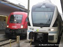 維也納-薩爾斯堡的價廉物美火車。品味奧地利2
