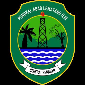 Logo Kabupaten Penukal Abab Lematang Ilir PNG