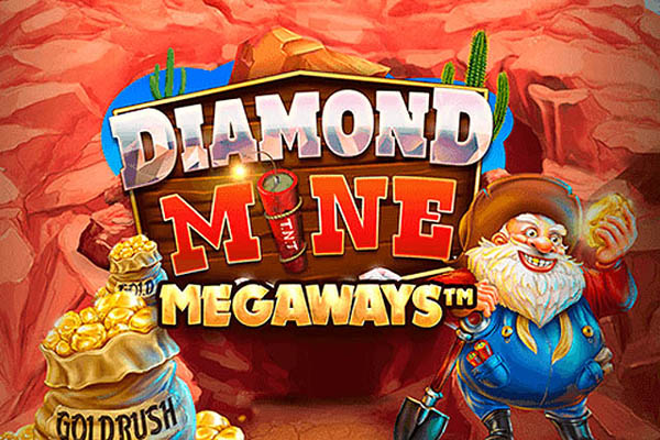 Main Gratis Slot Demo Diamond Mine Megaways (Blueprint Gaming)