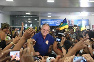 O PSD de Belivaldo representa a maior força política de Sergipe, sem demérito à importância do PT