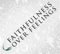 Delora: Faithfulness to God means being Loyal and committed!