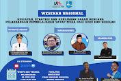WR II Unismuh Makassar Dr Andis Narasumber Webinar Nasional Kesiapan Guru dan Sekolah Hadapi Pembelajaran Tatap Muka