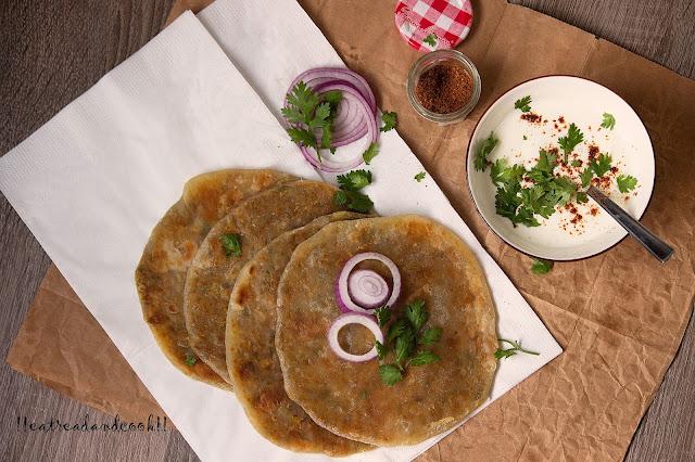 indian paratha recipe