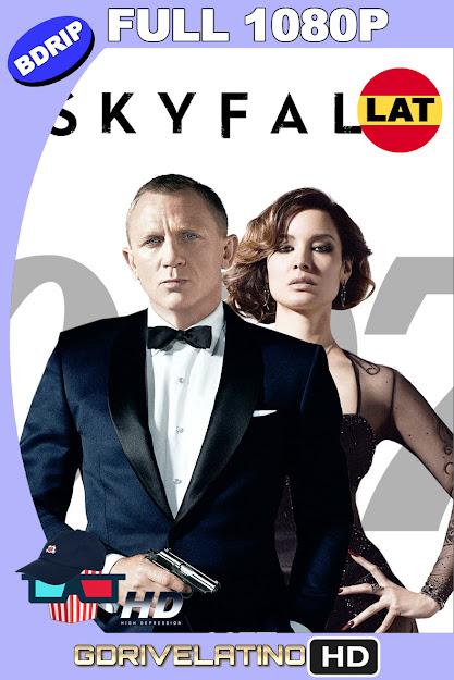 007 Skyfall (2012) BDRip 1080p Latino-Ingles MKV
