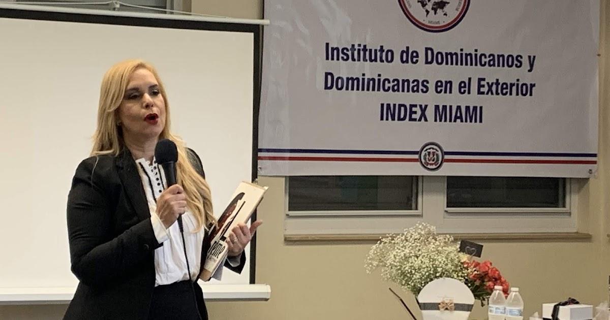 """VER IMأپGENES, EN MIAMI: INDEX OFRECE TALLER DE CAPACITACIأ""""N Y SUPERACIأ""""N PERSONAL A DOMINICANOS"""