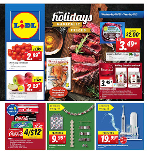 ⭐ Lidl Ad 10/28/20 ⭐ Lidl Weekly Ad October 28 2020