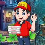 Games4King Pizza Delivery Boy Rescue-Season 2 Game