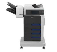 Télécharger Hp Color LaserJet Enterprise CM4540fskm