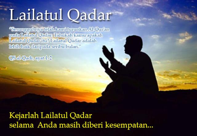 Mendapatkan Lailatul Qadar