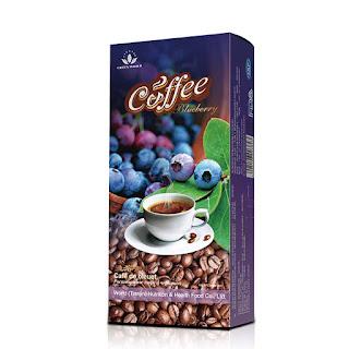 Green World Blueberry Coffee