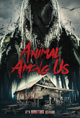 Poster art for ANIMAL AMONG US.
