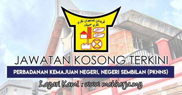 Jawatan Kosong Terkini 2018 di Perbadanan Kemajuan Negeri, Negeri Sembilan