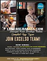 Karir Surabaya di Excelso Surabaya Terbaru November 2019