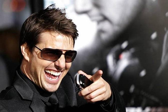 Tom Cruise | Thomas Cruise Mapother IV Popularly known as  Tom Cruise