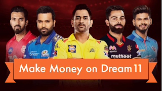 Make money on dream 11