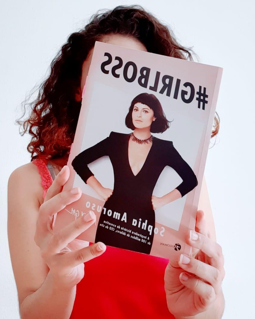 #GIRLBOSS, de Sophia Amoruso | Resenha