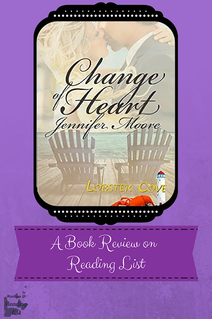 Change of Heart by Jennifer Moore a Book Review on Reading List