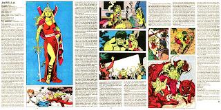 Jarella (ficha marvel comics)