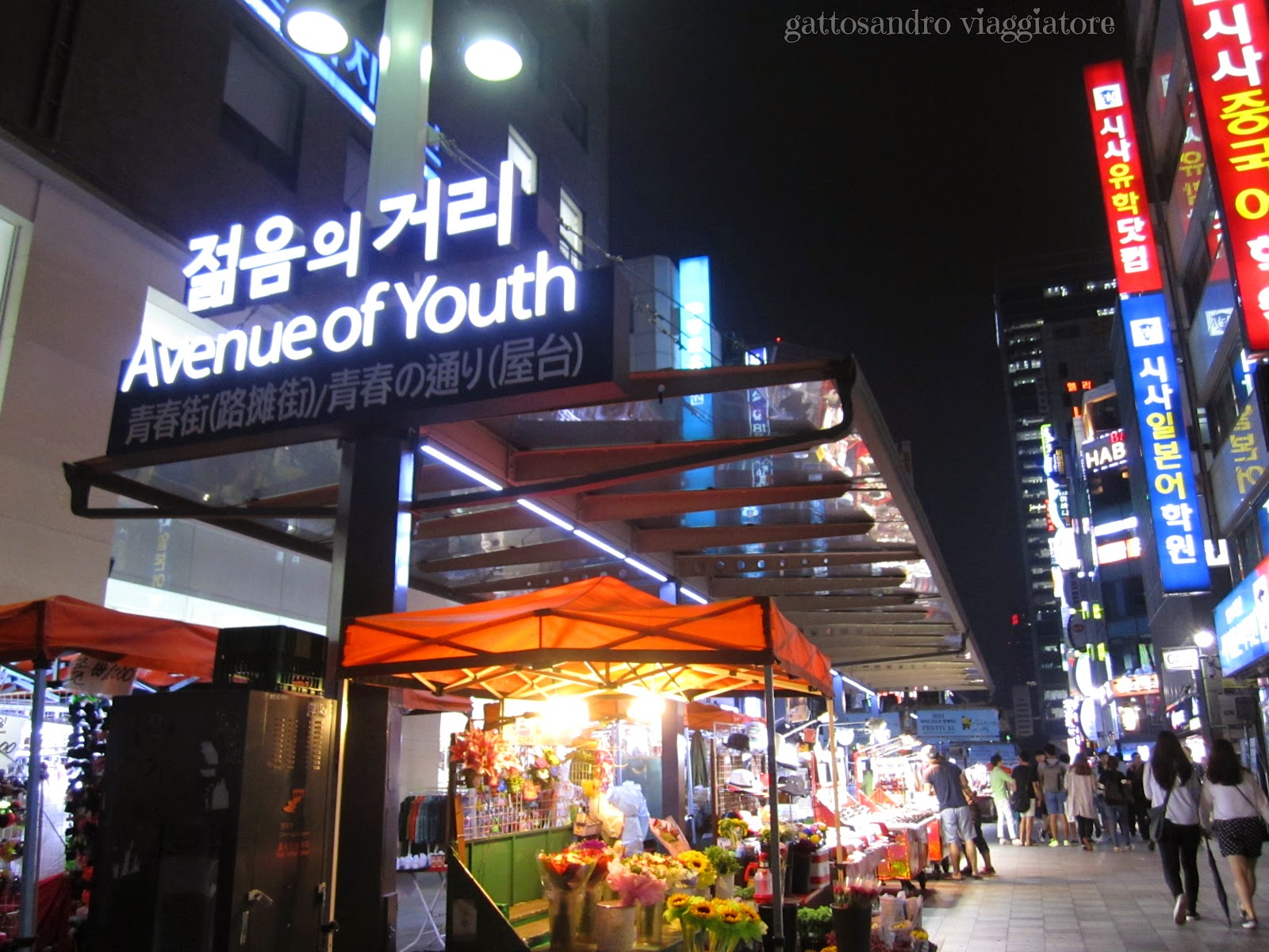 Avenue of Youth - Seoul