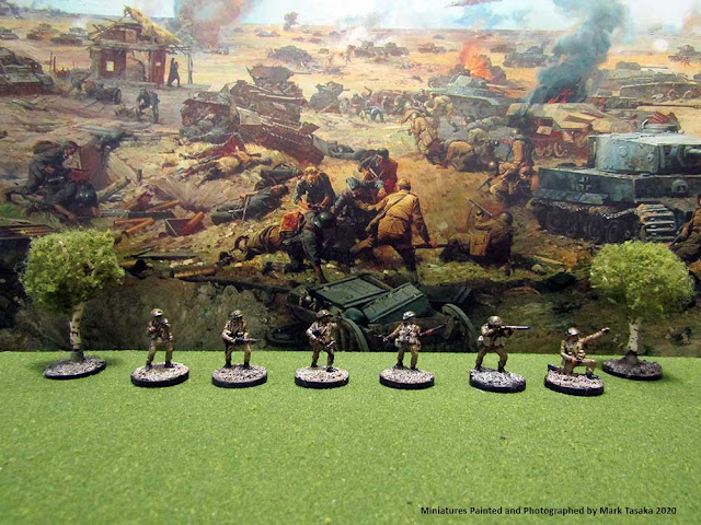 1/72 Plastic Soldier Company Late War Canadian Infantry