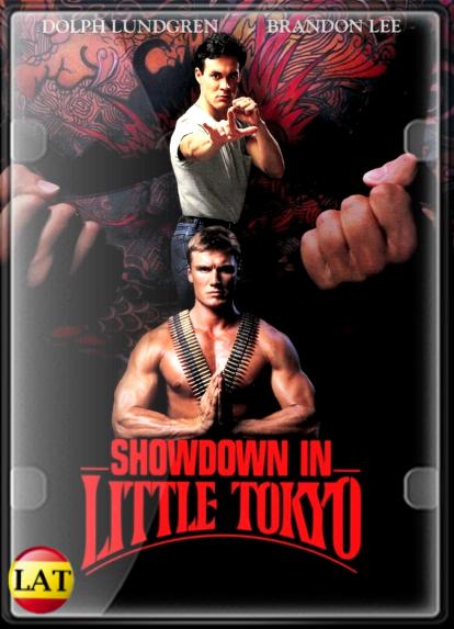 Masacre en el Barrio Japonés (1991) DVDRIP LATINO