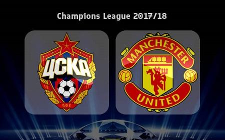 Assistir CSKA Moscou x Manchester United AO VIVO grátis em HD 27/09/2017
