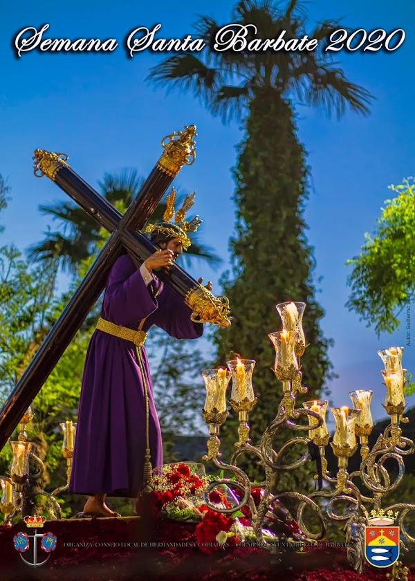 El Cartel Oficial de la Semana Santa 2020 de Barbate (Cádiz)