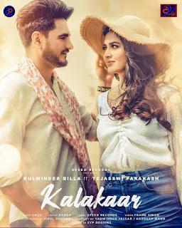 Kalakaar by Kulwinder Billa, Tejasswi Parakhash mp3 song _ DjPunjab