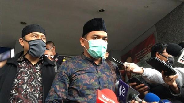 Pihak HRS Siap Hadapi 29 Laporan PTPN VIII soal Lahan Megamendung