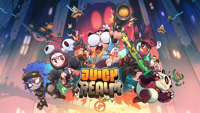 Juicy Realms será lançado no Switch em 7 de novembro