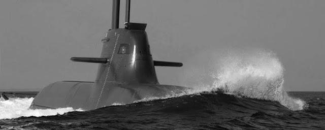 submarinos de propulsión independientes del aire (AIP) tipo 212