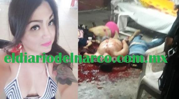 'La Becky' lavaba dinero de 'Los Zetas' y los traicionó, la ejecutaron junto a inocentes incluyendo a bebe