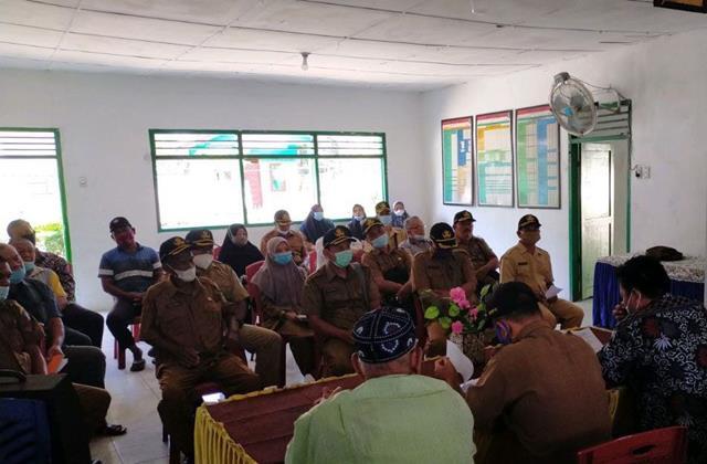 Musrenbang Desa Tahun 2021 Diwilayah Siantar Utara Dihadiri Personel Jajaran Kodim 0207/Simalungun