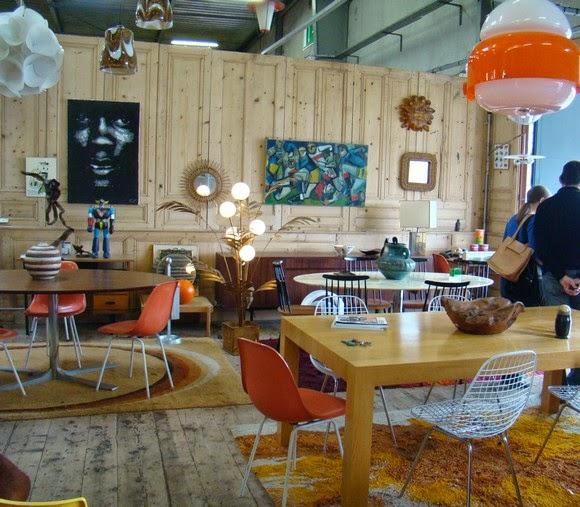 merci gaspard collection vintage. Black Bedroom Furniture Sets. Home Design Ideas