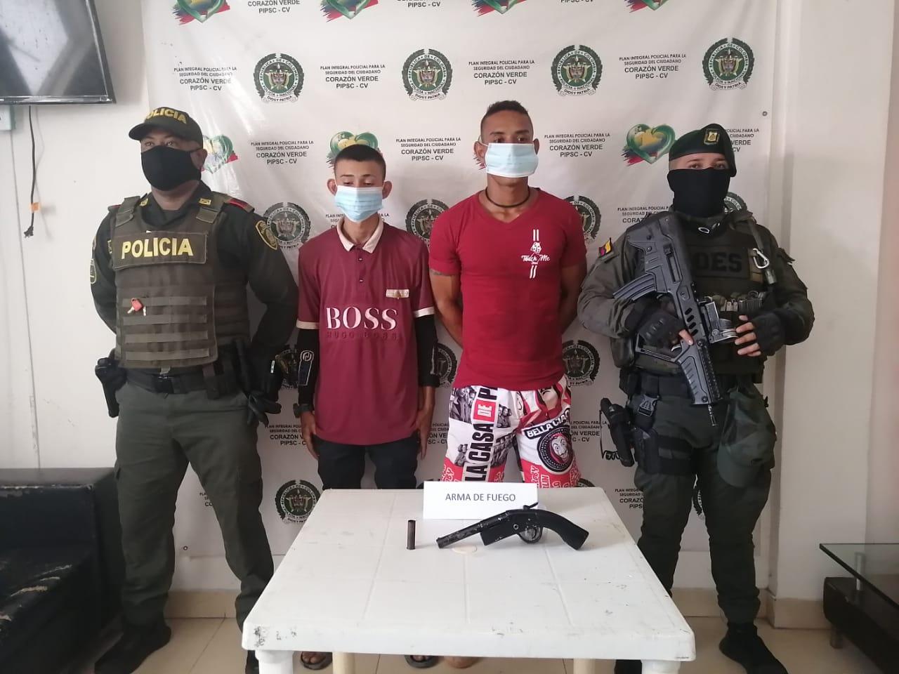 hoyennoticia.com, Andaban armados y en moto en zona rural de Dibulla