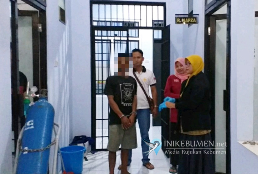 Waduh, Pelaku Penyerang Satpam Bank Danamon Kebumen Ternyata Pasien Gangguan Jiwa