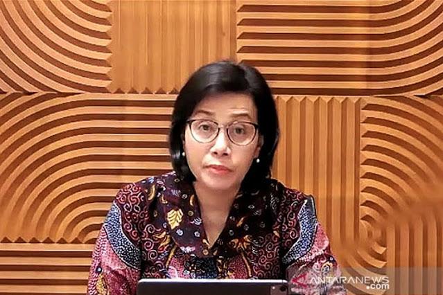 Ada PPKM Darurat, Sri Mulyani Turunkan Target Pertumbuhan Ekonomi Kuartal III 2021