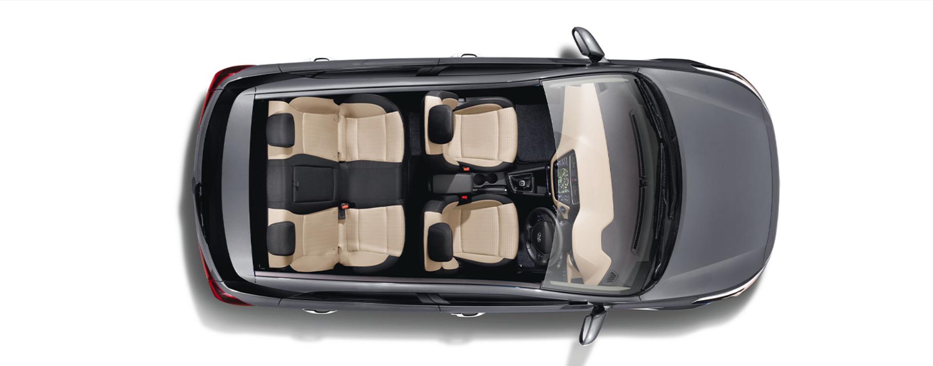 Hyundai i20 2020 Interiors