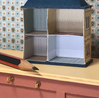 Toy dolls house ~ Where Small Things Live