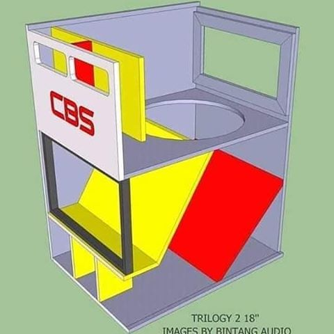 Skema Box CBS Trilogi 15 Inch Glerr