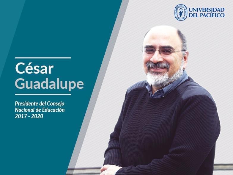 Presidente del Consejo Nacional de Educacion