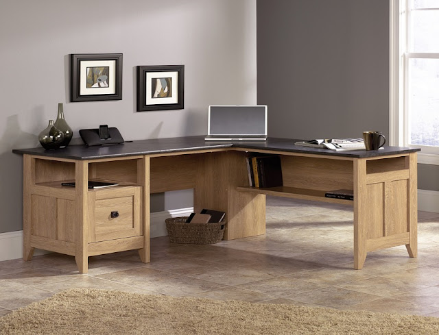 best buy l shaped home office furniture Johannesburg for sale
