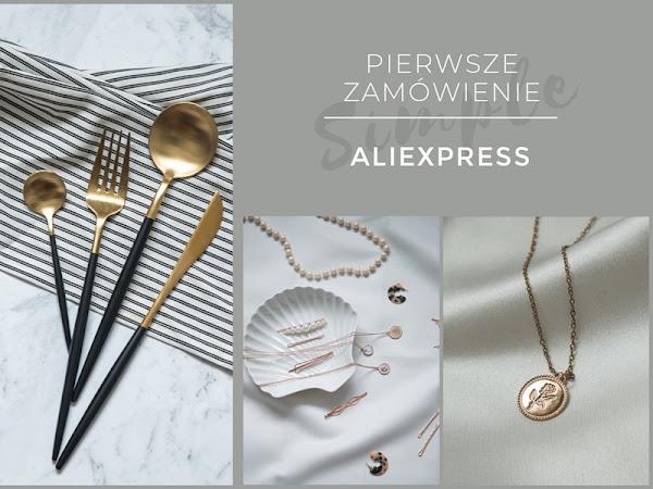 324. Moje pierwsze zamówienie z Aliexpress.com - dodatki do domu i biżuteria
