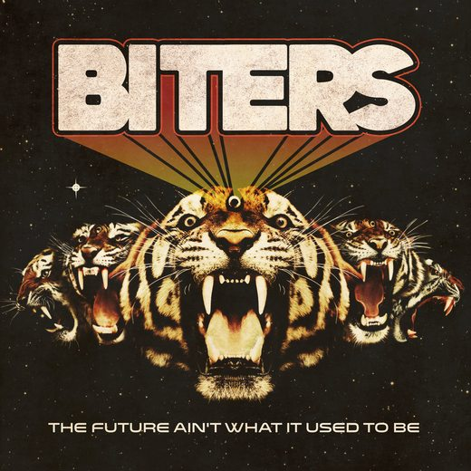 BITERS - The Future Ain't What It Used To Be (2017) full