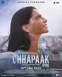 Chhapaak - a must watch movie of deepika padukone